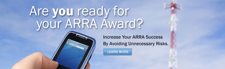 Are you ready for your ARRA award?  