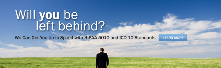 Will you be left behind?  