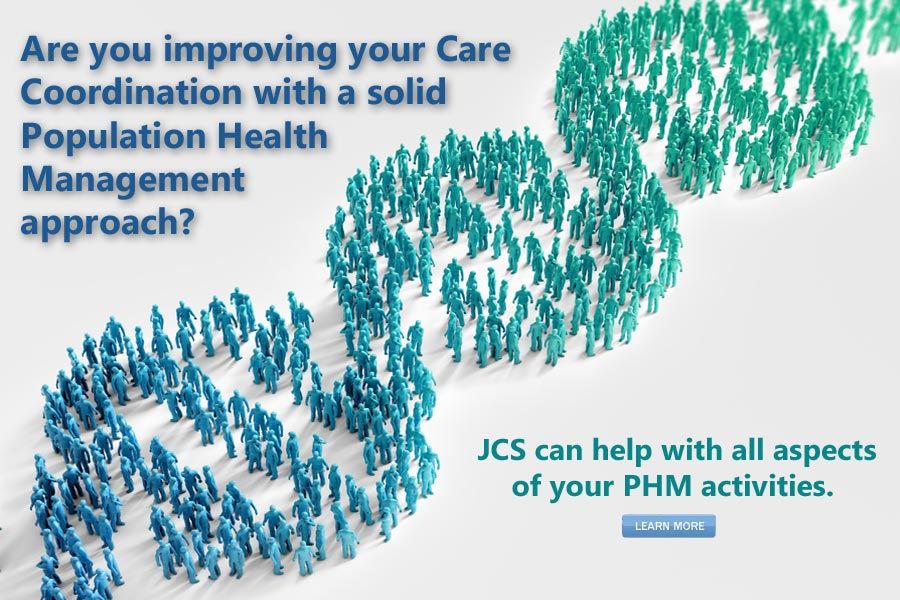 Are you improving your Care Coordination with a solid Population Health Management Approach?